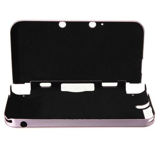 7d7b0177c2745e7ca3da97dc8b884a04 Universal New Metal Box Aluminum Hard Cover Case Shell Protector For Nintendo 3DS XL LL Pink