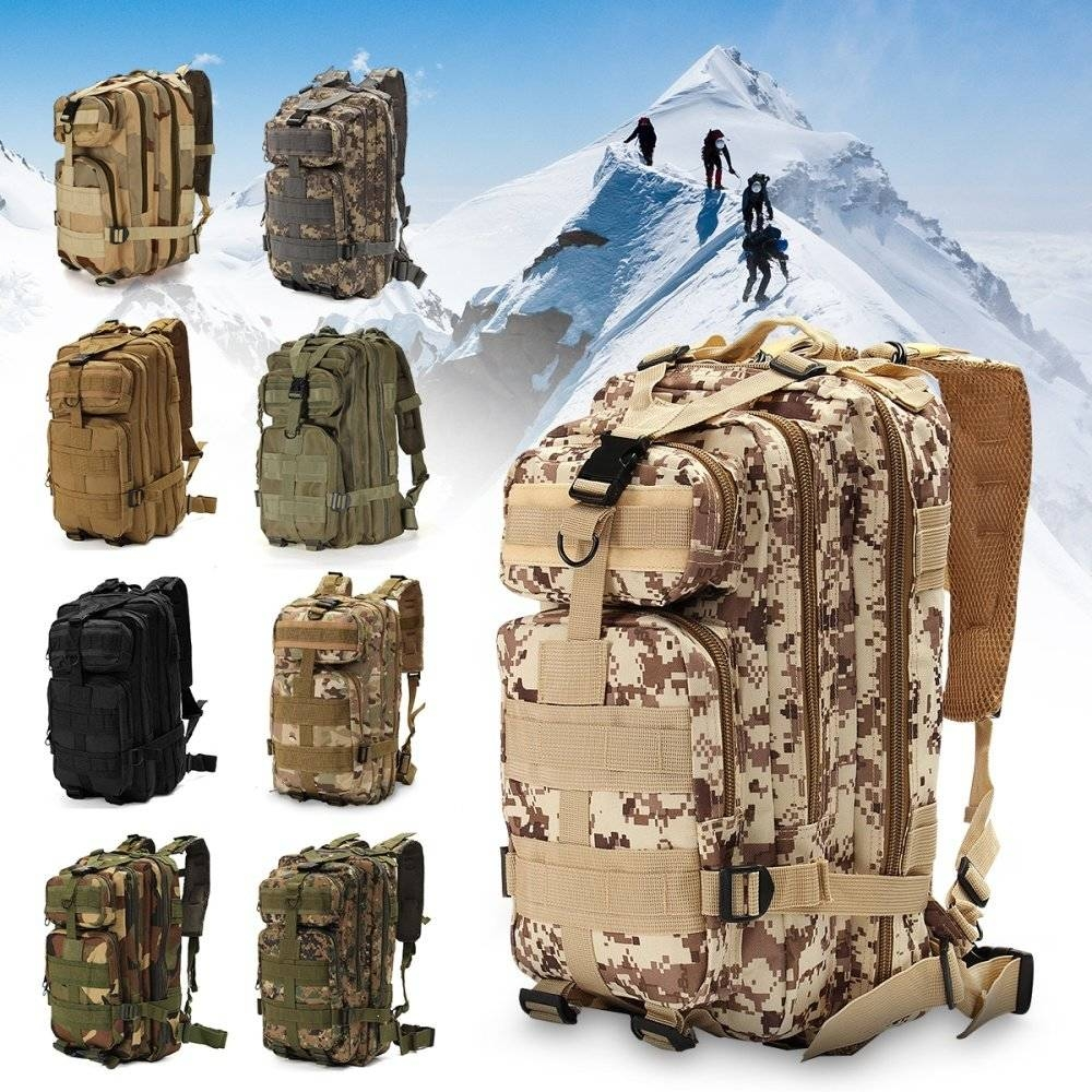 Universal Outdoor Military Rucksacks Tactical Backpack Sports Camping Trekking Hiking Bag Style 8 price in Nigeria