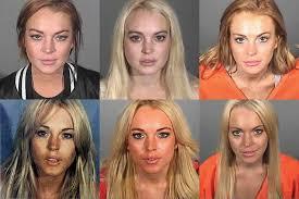 Blind justice? Lindsay Lohan