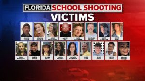 17 victim faces.The bullying connection: Parkland,FL shooter bullied.  NBC''18