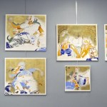 'Seven Deadly Sins' paintings: Blow-ups & Interpretations.