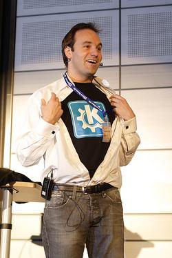 Patrocinador de KDE