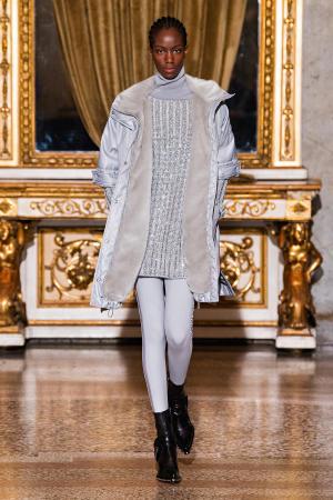 Ermanno Scervino: Ermanno Scervino Fall Winter 2021-22 Fashion Show Photo #29