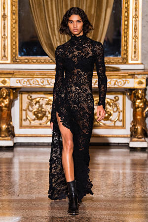Ermanno Scervino: Ermanno Scervino Fall Winter 2021-22 Fashion Show Photo #39