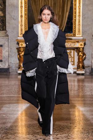 Ermanno Scervino: Ermanno Scervino Fall Winter 2021-22 Fashion Show Photo #36