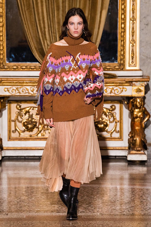 Ermanno Scervino: Ermanno Scervino Fall Winter 2021-22 Fashion Show Photo #9