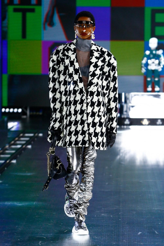 Dolce & Gabbana: Dolce & Gabbana Fall Winter 2021-22 Fashion Show Photo #48