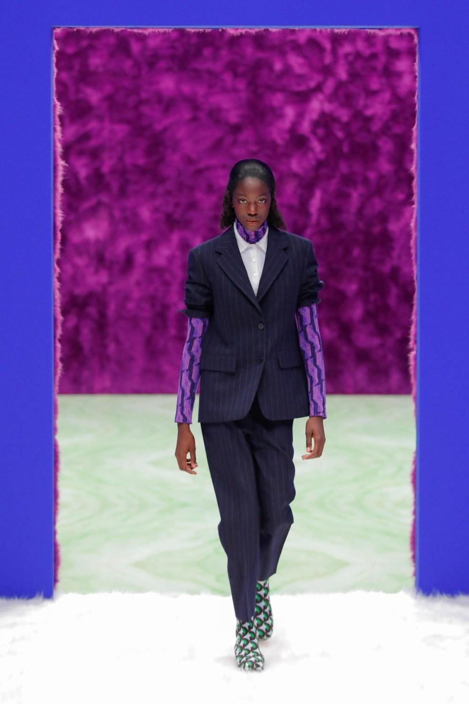 Prada: Prada Fall Winter 2021-22 Fashion Show Photo #7