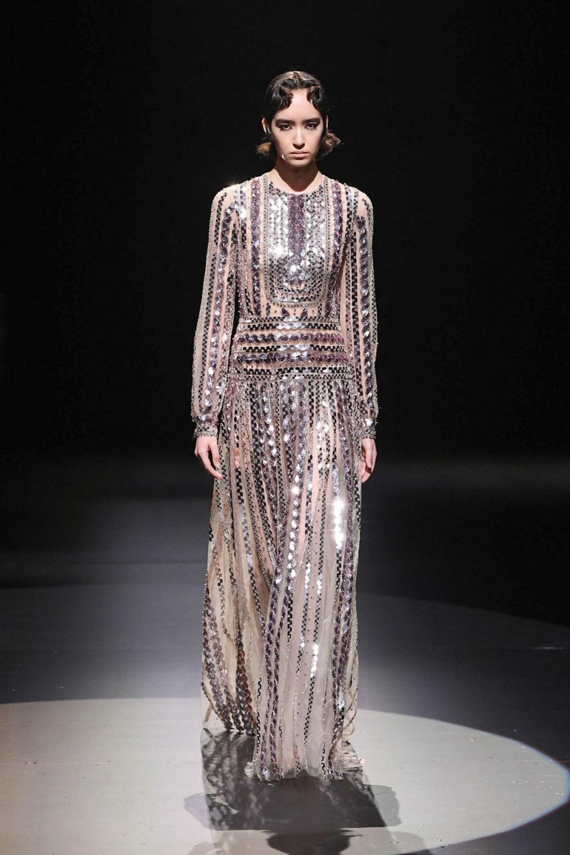 Valentino: Valentino Fall Winter 2021-22 Fashion Show Photo #53