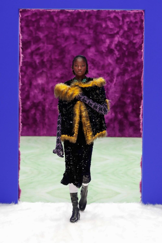 Prada: Prada Fall Winter 2021-22 Fashion Show Photo #33