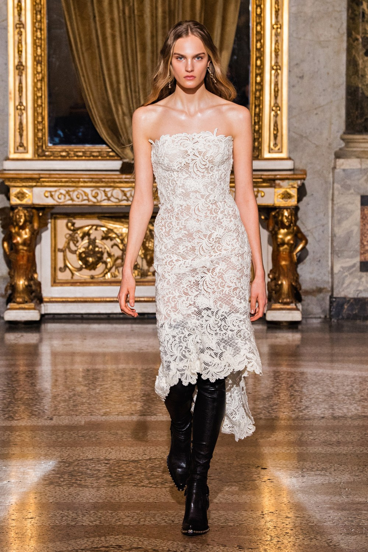 Ermanno Scervino: Ermanno Scervino Fall Winter 2021-22 Fashion Show Photo #5