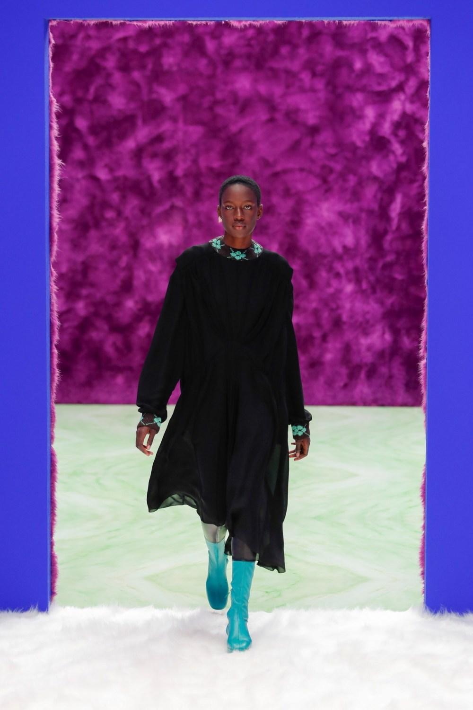 Prada: Prada Fall Winter 2021-22 Fashion Show Photo #12