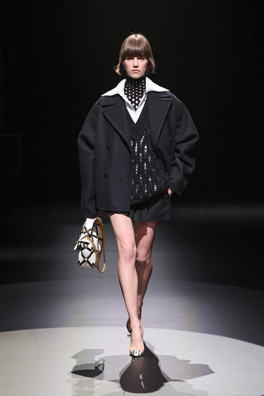 Valentino: Valentino Fall Winter 2021-22 Fashion Show Photo #23