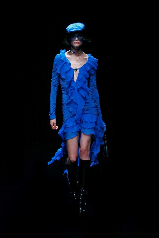 Blumarine: Blumarine Fall Winter 2021-22 Fashion Show Photo #22