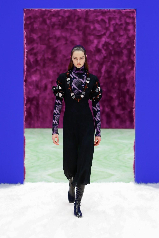 Prada: Prada Fall Winter 2021-22 Fashion Show Photo #3