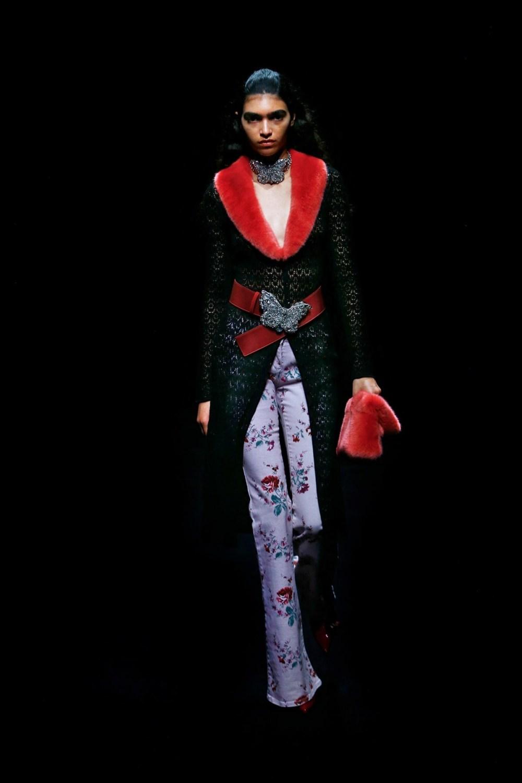 Blumarine: Blumarine Fall Winter 2021-22 Fashion Show Photo #6
