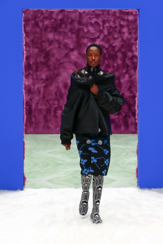 Prada: Prada Fall Winter 2021-22 Fashion Show Photo #27