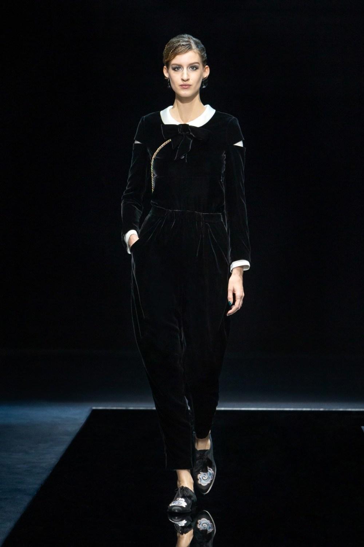 Armani: Giorgio Armani Fall Winter 2021-22 Fashion Show Photo #40
