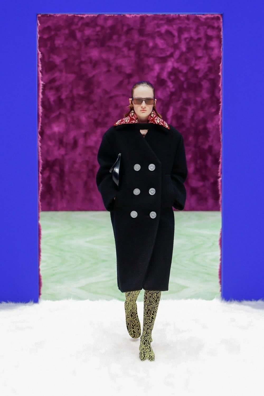 Prada: Prada Fall Winter 2021-22 Fashion Show Photo #16