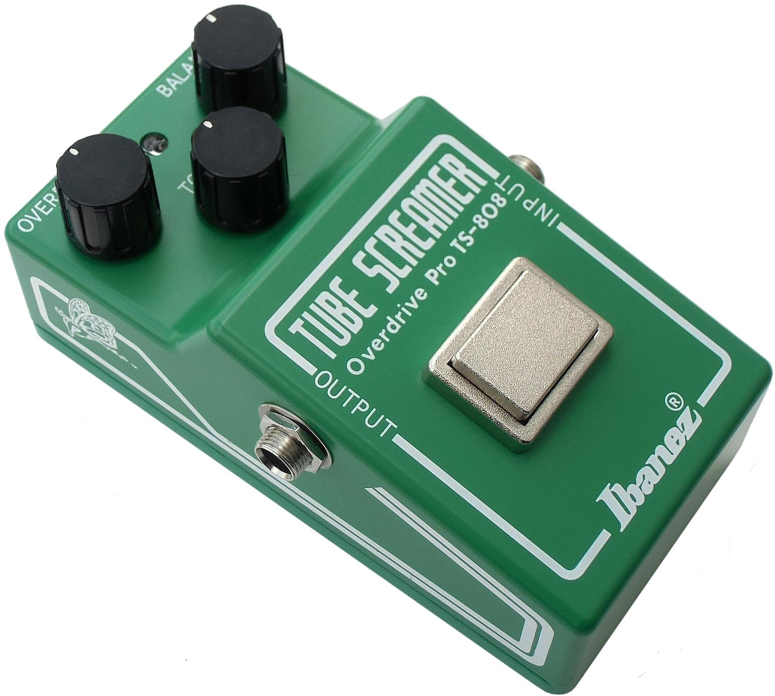 Ibanez Ts808 Tube Screamer 35th Anniversary Limited Model