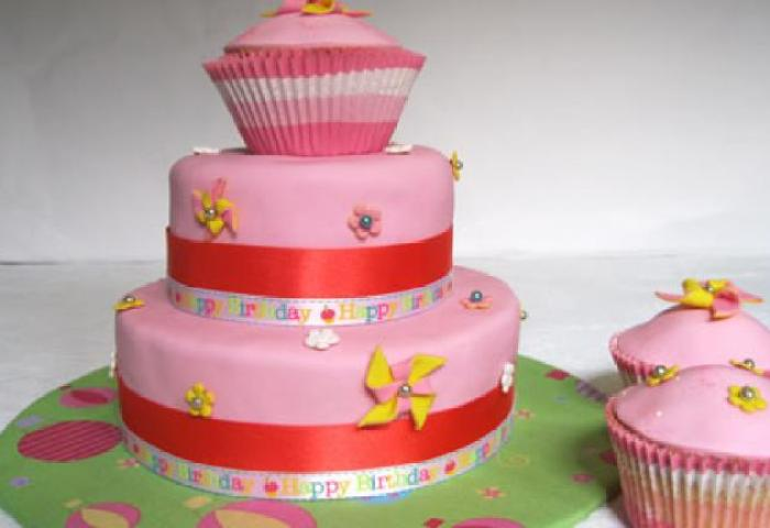 Gorgeous Oh So Pretty Birthday Cakes For Girls Kidspot