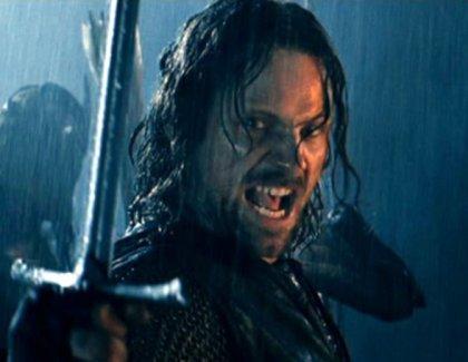 Aragon Viggo Mortensen Der Herr der Ringe Die zwei Türme