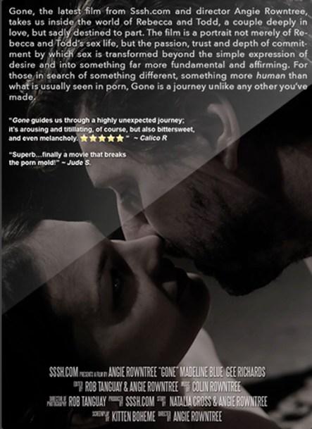 Sssh.com (2015) Gone an Adult Film Written By Kitten Boheme