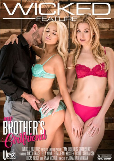 Wicked Pictures (2017) My Brother's Girlfriend an Adult Film Written By Kitten Boheme