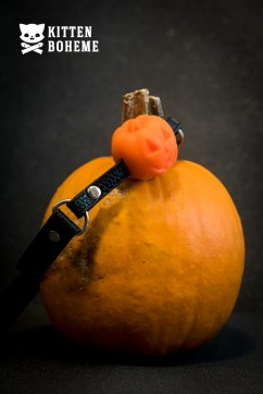 Geeky Sex Toys Halloween Pumpkin Ball Gag