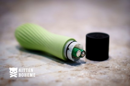 Iroha Zen Silicone Vibrator Battery Casing