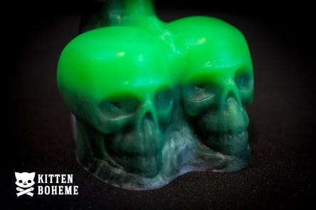 Uberrime Calaveras Skull Balls Base