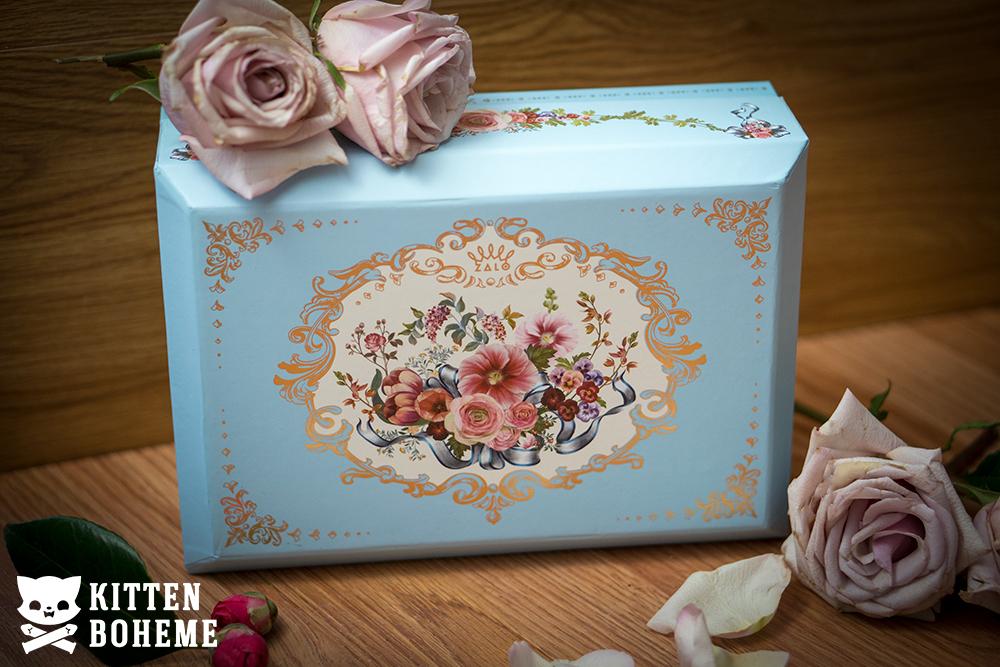 Zalo Rosalie Rabbit Vibrator Packaging
