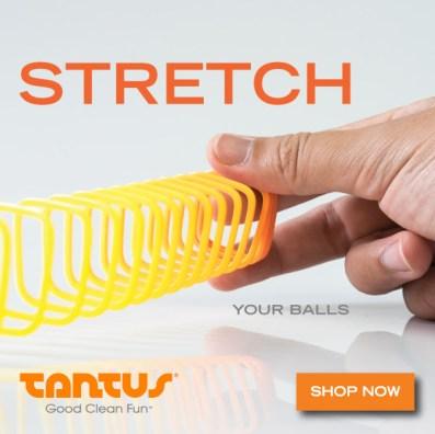 Tantus Ball Stretching Kit New Item