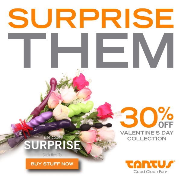 Tantus Valentine's Day Collection Sale