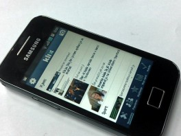 Klix.ba aplikacija za Android