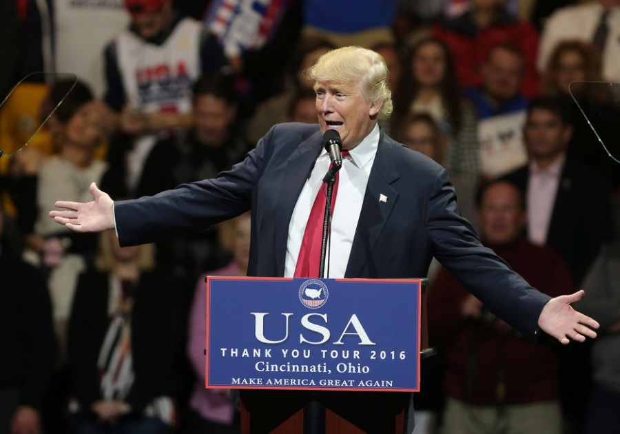 Donald Trump (Foto: EPA)