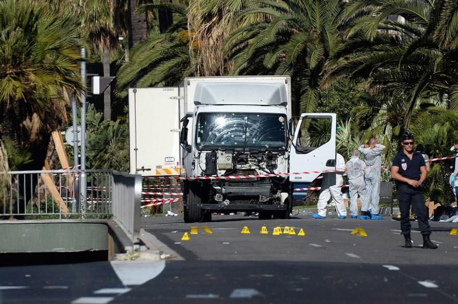 Nica nakon terorističkog napada (Foto: EPA)