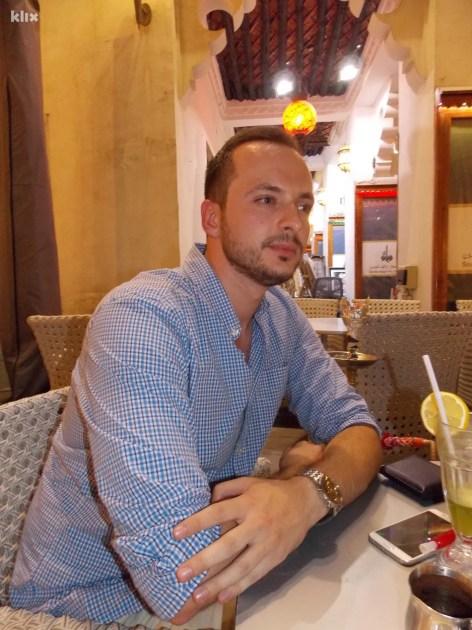 Amar Hromo (Foto: Ibro Čavčić/Klix.ba)