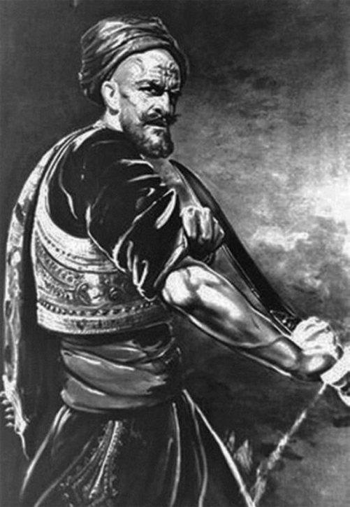 Husein kapetan Gradaščević