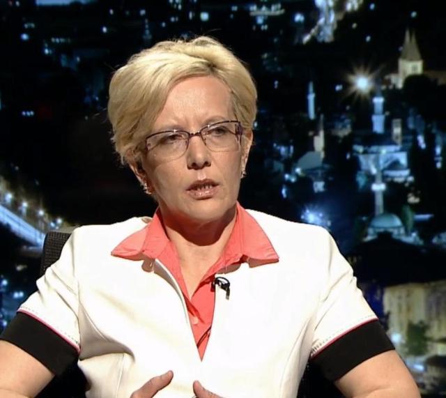 Adaleta Kurtović (Foto: Screenshot Al Jazeera Balkans)