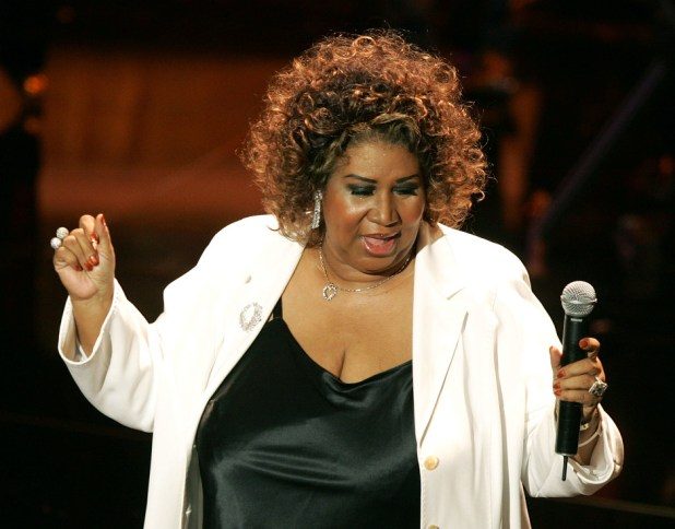 Aretha Franklin (Foto: AFP)