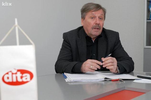 Hajrudin Kunalić (Foto: D. Z./Klix.ba)