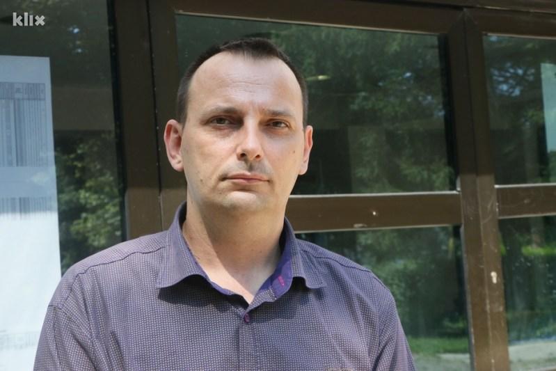 Elmir Tukić (Foto: A. K./Klix.ba)