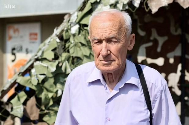 Fadil Mizdrak (Foto: H. M./Klix.ba)