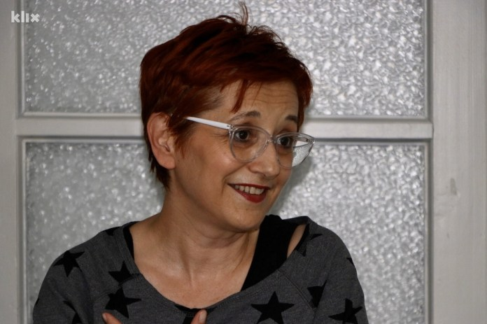 Amira Babović (Foto: A. K./Klix.ba)
