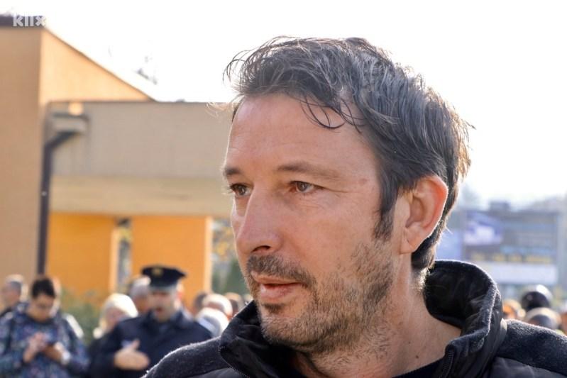 Goran Stojak (Foto: A. K./Klix.ba)