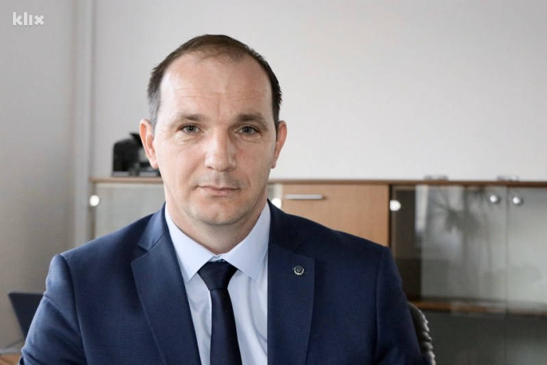 Amel Mehanović (Foto: A. K./Klix.ba)