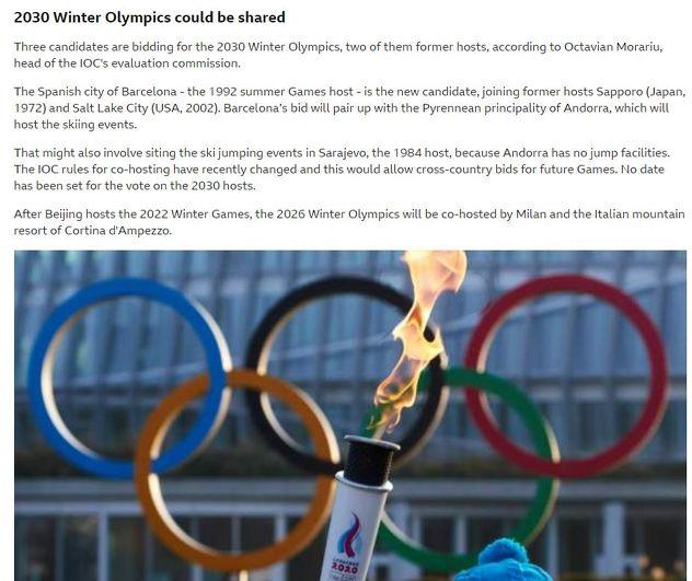 Foto: Screenshot/BBC o ZOI 2030.