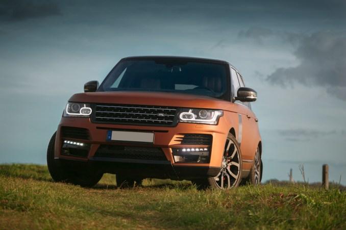 Land Rover Range Rover (Foto: Shutterstock)