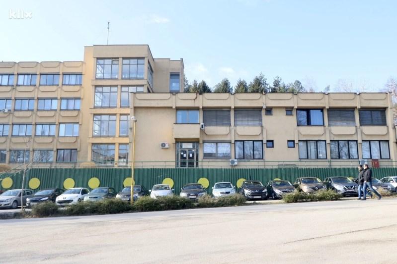 Klinika za infektivne bolesti (Foto: A. K./Klix.ba)